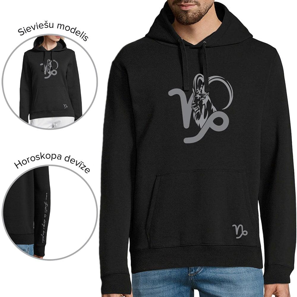 džemperis ar horoskopa zīmi mežāzis