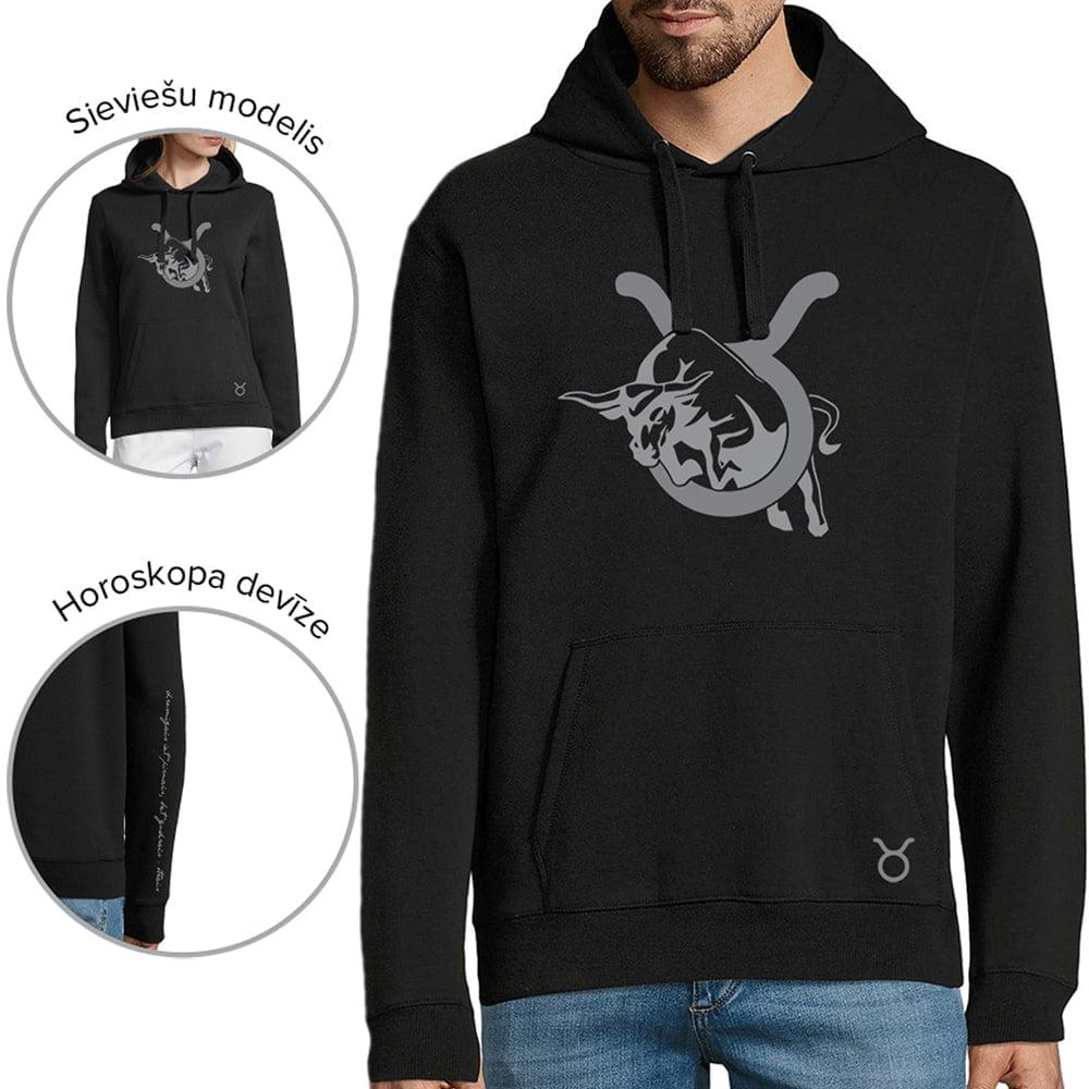 džemperis ar horoskopu vērsis