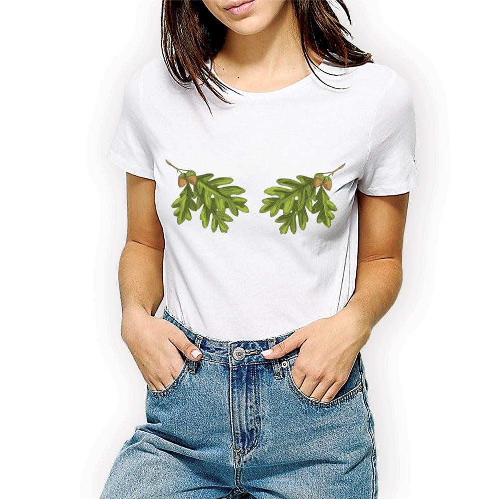 Sieviešu krekls ar ozollapām