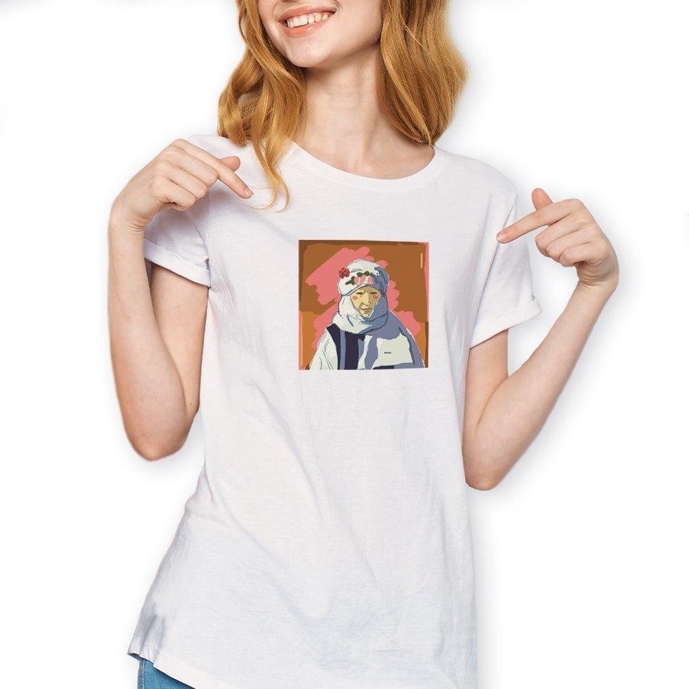 namamāte krekls sieviešu ar apdruku